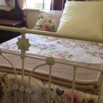 Country style wrought iron Double Bedroom